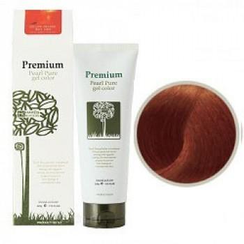 Маникюр для волос (натур-коричневый) Haken Premium Pearll Pure Gel Color-Macadamia Nature Brown
