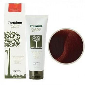 Маникюр для волос (темно-коричневый) Haken Premium Pearll Pure Gel Color-Cacao Dark Brown