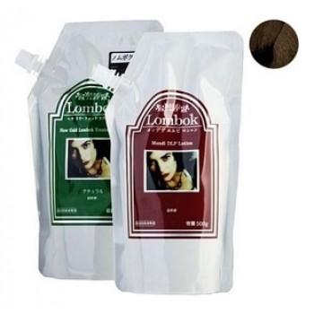 Система для ламинирования волос Dark Brown Lombok Original set DarkBrown