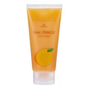 Скраб для лица цитрус Dear orange scrub