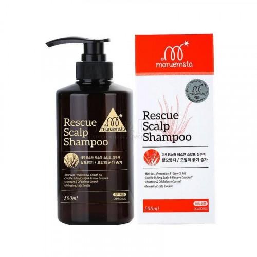 Шампунь от выпадения волос Mstar Rescue Sclap Shampoo