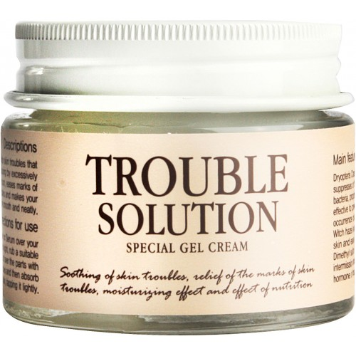 Гель крем Trouble Solution Special