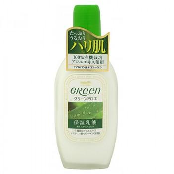 Увлажняющее молочко для ухода за сухой и нормальной кожей лица