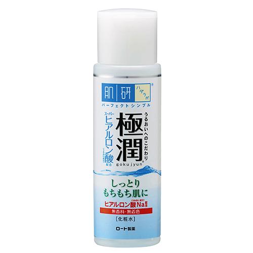 Лосьон для сухой кожи лица с гиалуроновой кислотой GOKUJYUN