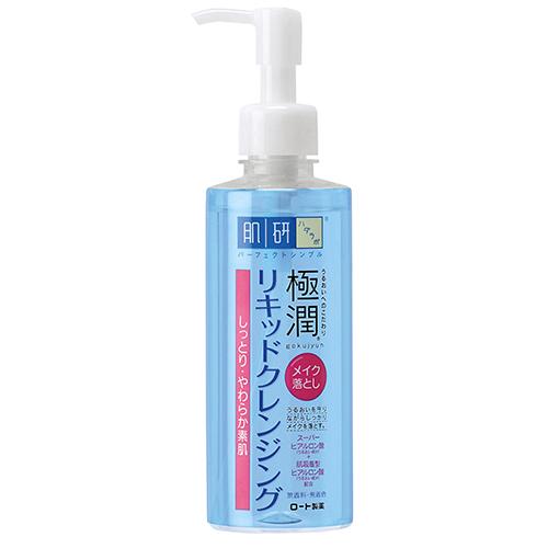 Гидрофильное масло для лица GOKUJYUN для умывания с гиалуроновой кислотой