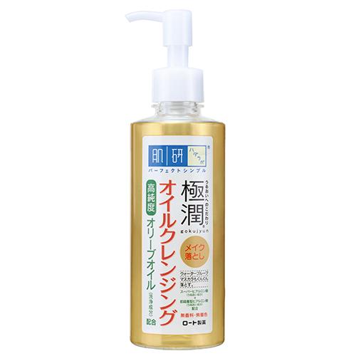 Гидрофильное масло для лица GOKUJYUN с гиалуроновой кислотой