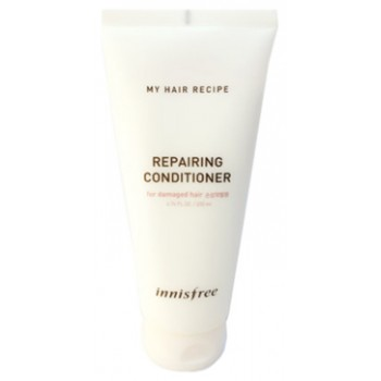 Кондиционер для поврежденных волос MY HAIR RECIPE REPAIRING CONDITIONER(DAMAGEED HAIR)
