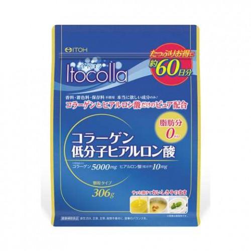 ITOH Itocolla Коллаген и гиалуроновая кислота (306г на 60 дней)