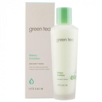 Эмульсия для лица GREEN TEA увлажняющая