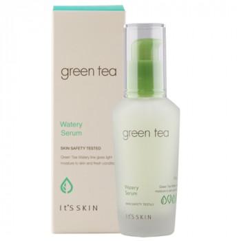 Сыворотка для лица GREEN TEA увлажняющая