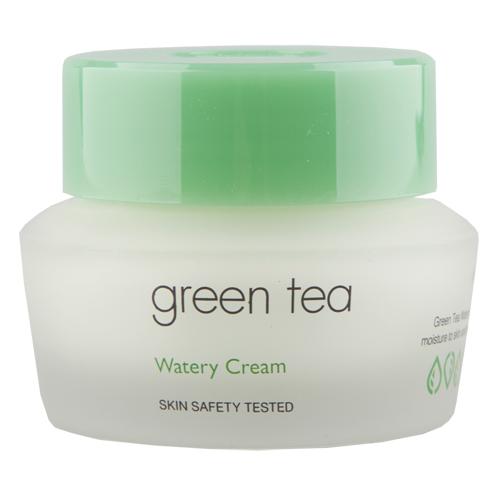 Крем для лица GREEN TEA увлажняющий