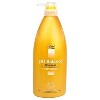 Восстанавливающий шампунь для волос, 1000 мл, ZAB
