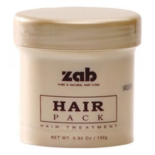 Увлажняющая маска для поврежденных волос, 150 мл, ZAB