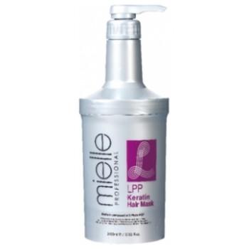 Маска для волос с кератином, 1000 мл, Mielle