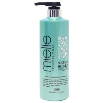 Шампунь против выпадения волос с морскими водорослями, 800 мл, JPS
