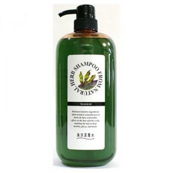 Шампунь на основе натуральных растительных компонентов (с экстрактом бурых водор, для повр. волос)