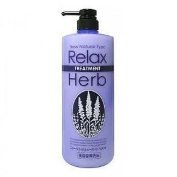 Растительный бальзам для волос  с расслабляющим  эффектом (с маслом лаванды)