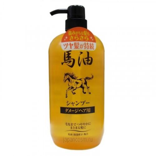 Шампунь для поврежденных в результате окрашивания и химической завивки волос