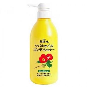 Кондиционер для поврежденных волос с маслом камелии японской
