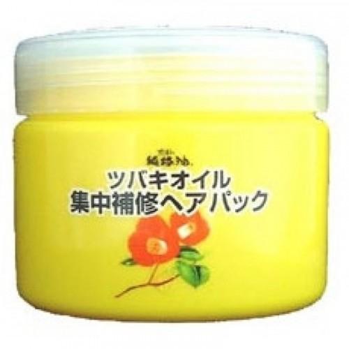 Маска интенсивно восстанавливающая для поврежденных волос с маслом камелии японской