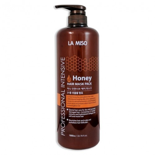 Маска для волос Professional Intensive Honey