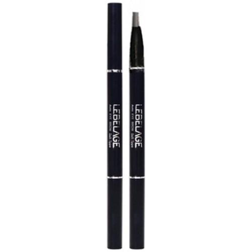 Автоматический карандаш для бровей (черный), Lebelage