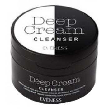 Крем очищающий антивозрастной Eveness Premium Deep Cream Cleanser