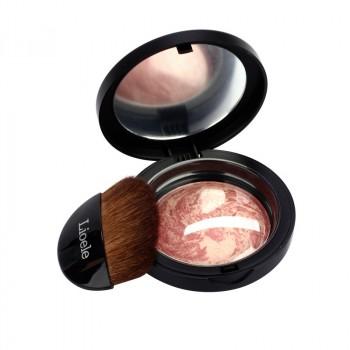 Румяна мраморные запеченные Marbling Blusher Lovely Pink