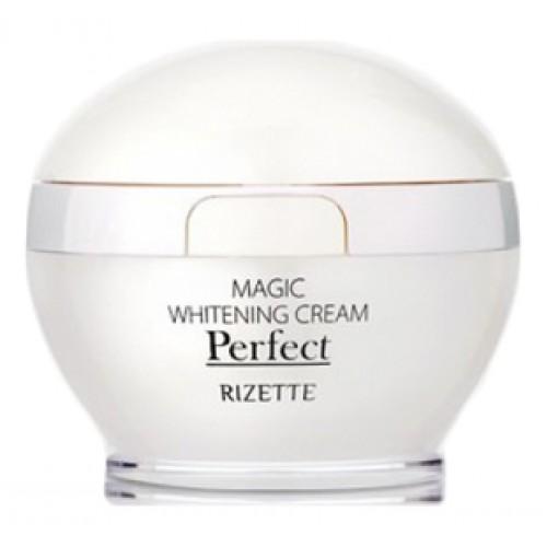 Крем для лица осветляющий Rizette Magic Whitening Cream Perfect
