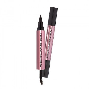 Тинт-тушь для бровей L'cret Henna Tint Eyebrow 02 Dark Brown