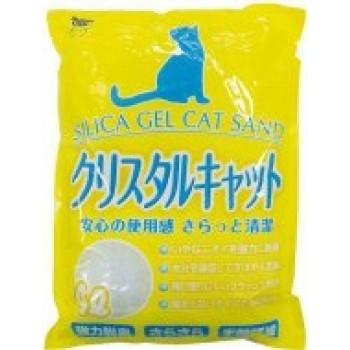 Наполнитель силикагелевый Super Cat Crystal Cat 4 л