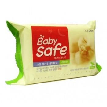 Мыло для стирки детского белья Lion Baby Safe с экстрактом восточных трав 190 гр