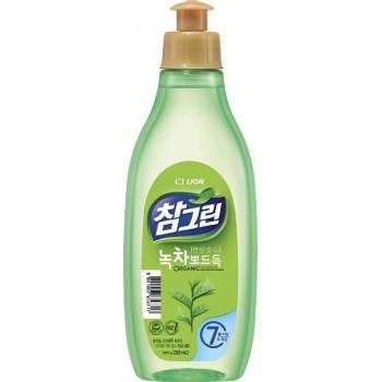 Средство для мытья посуды Lion Chamgreen Зеленый чай флакон 290 мл