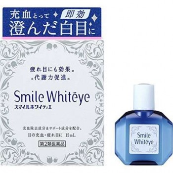 Капли для глаз Lion Smile Whiteye