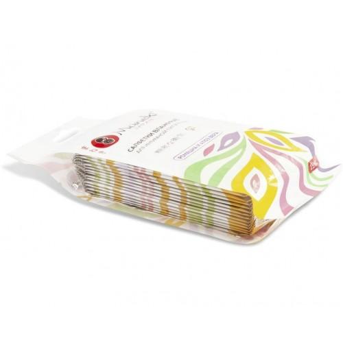 Влажные салфетки MANEKI Kaiteki для интимной гигиены с Алоэ и Ромашкой в индивид. упаковке 15 шт