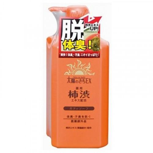 Жидкое мыло для тела с экстрактом хурмы