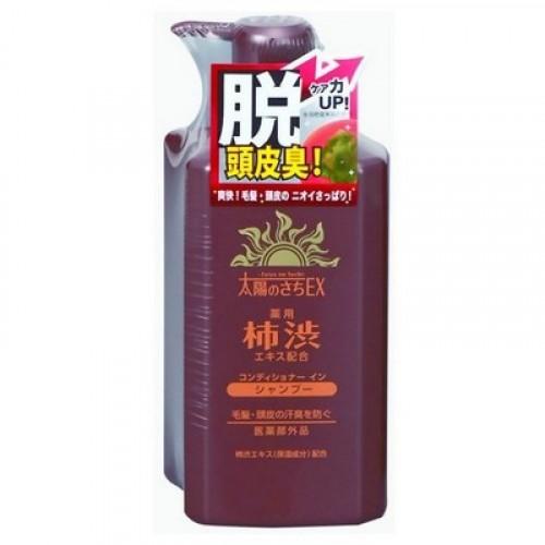 Шампунь-кондиционер для волос с экстрактом хурмы