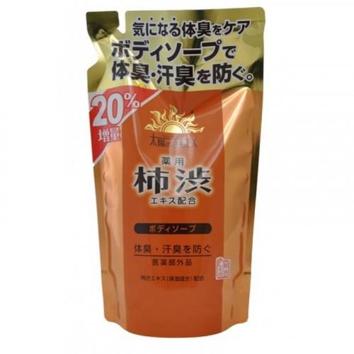 Жидкое мыло для тела с экстрактом хурмы (запасной блок)