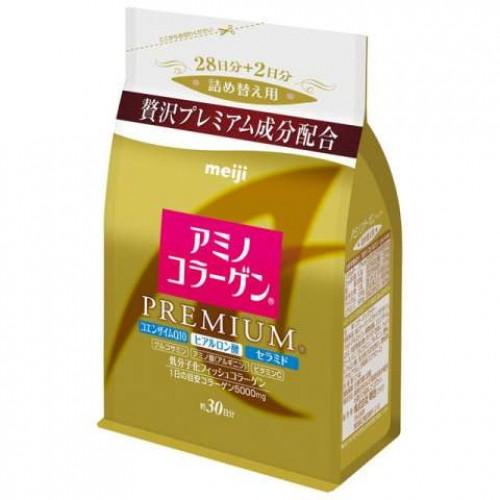 Meiji Амино Коллаген Премиум (210г на 30 дней)
