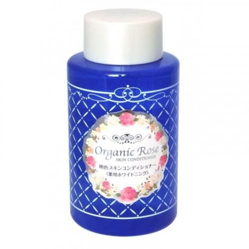Лосьон-кондиционер для кожи лица с экстрактом дам.розы (с экстр. плаценты и осв. эффектом)
