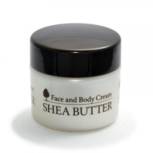Крем для очень сухой кожи лица с маслом дерева Ши