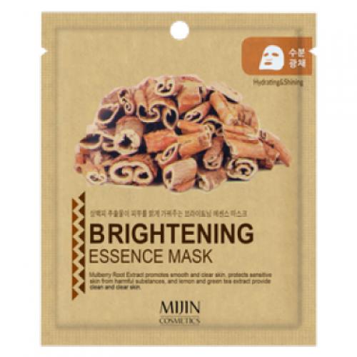 Маска для лица тканевая осветляющая BRIGHTENING ESSENCE MASK