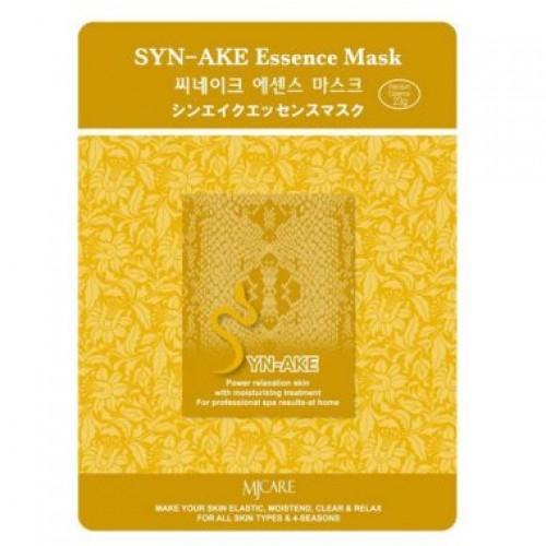 Маска тканевая змеиный яд Syn-Ake Essence Mask