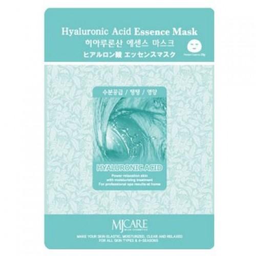 Маска тканевая гиалуроновая кислота Hyaluronic Acid Essence Mask