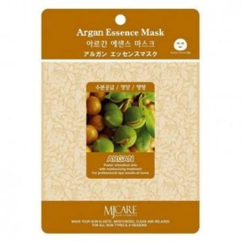Маска тканевая аргана Argana Essence Mask