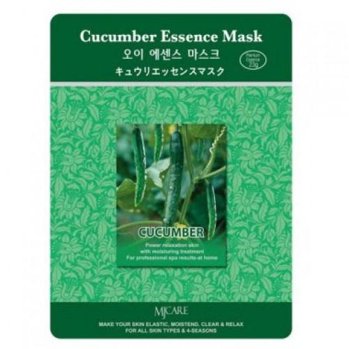 Маска тканевая огурец Cucumber Essence Mask