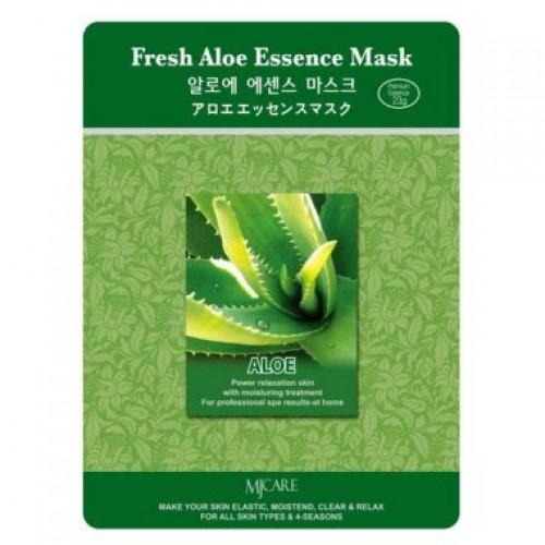 Маска тканевая алоэ Fresh Aloe Essence Mask
