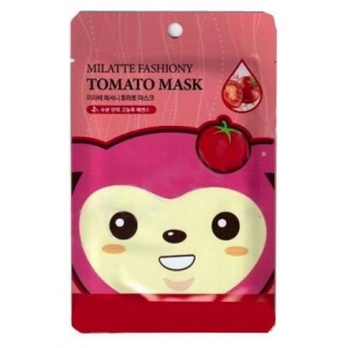 Маска для лица тканевая томатная FASHIONY TOMATO MASK SHEET