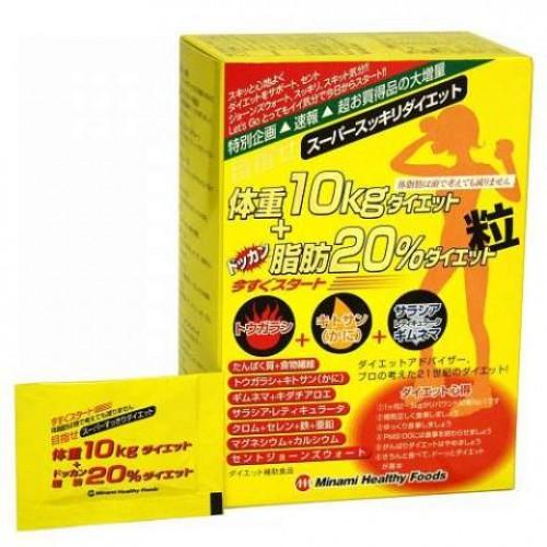 Minami -10 кг (на 75 дней)