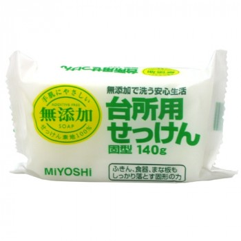 Мыло для стирки (и применения на кухне, на основе натуральных компонентов)
